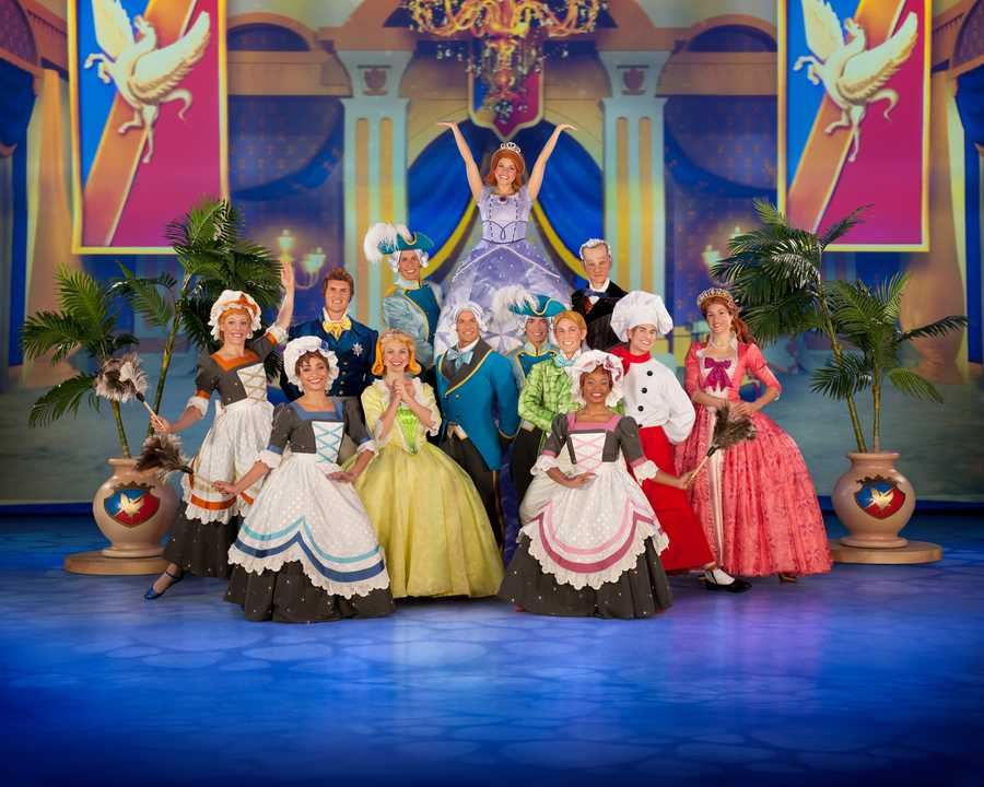 Catch Disney Junior Live on Tour one day only at Wells Fargo Arena February 8th at 12pm and 3pm.