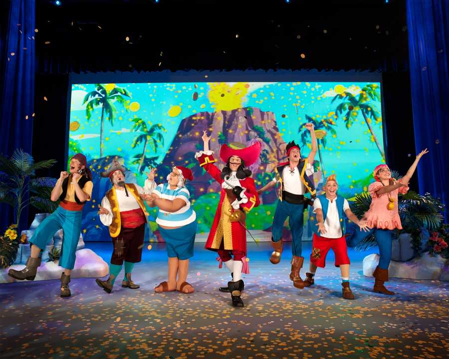 One day only at Wells Fargo Arena catch Disney Junior Live on Tour! Pirate & Princess Adventure February 8th.