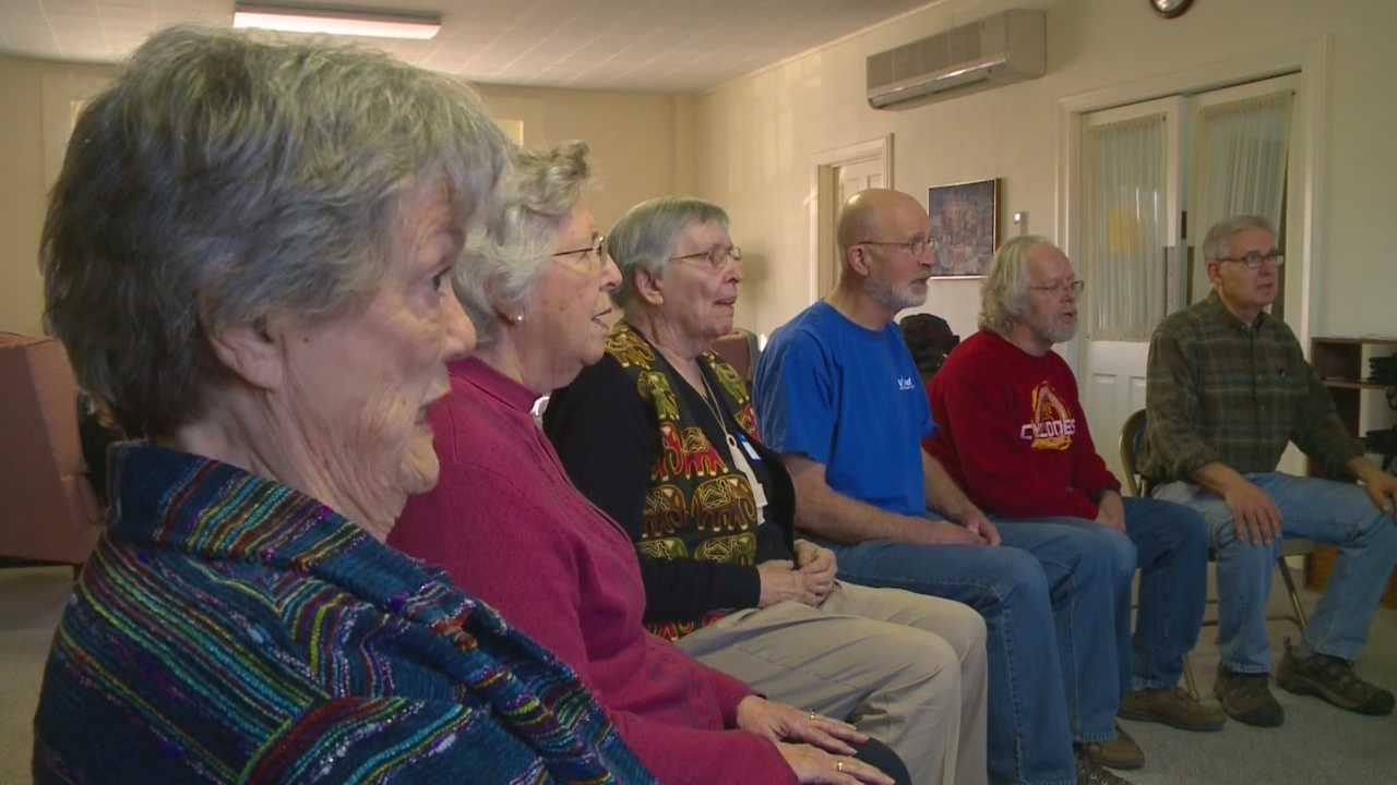 A new study shows singing may help the millions of Americans who suffer from Parkinson's disease.