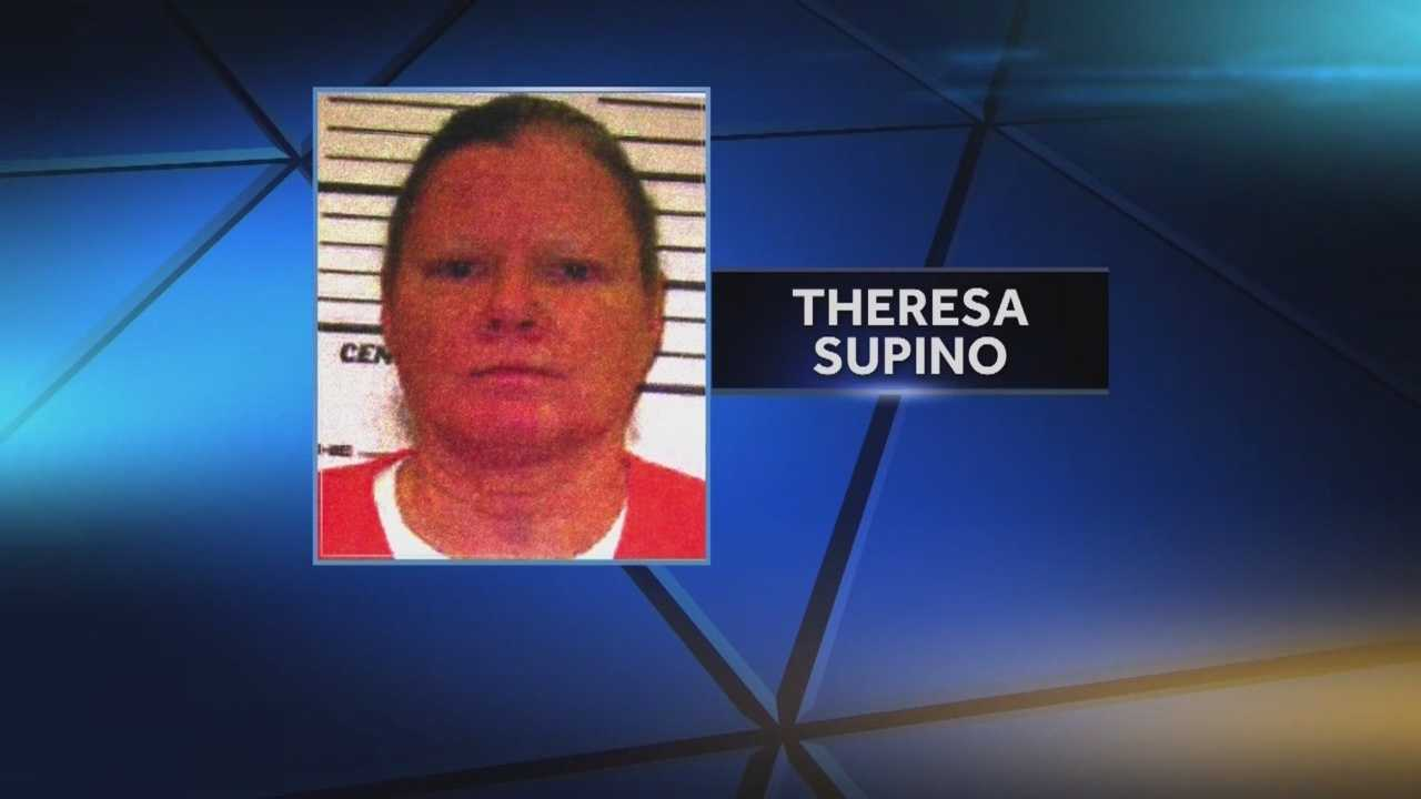 Theresa Supino was arrested and charged in March 2014 for a 1983 double murder in Jasper County.