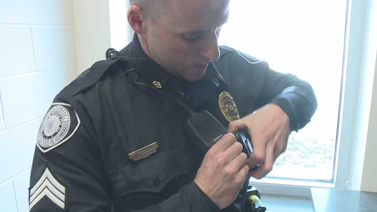 One metro police department is keeping an extra eye on officer-citizen interaction.
