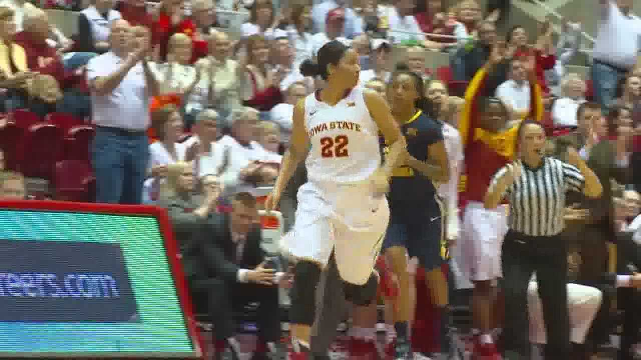 ISU's doubleheader yielded two blowout wins.