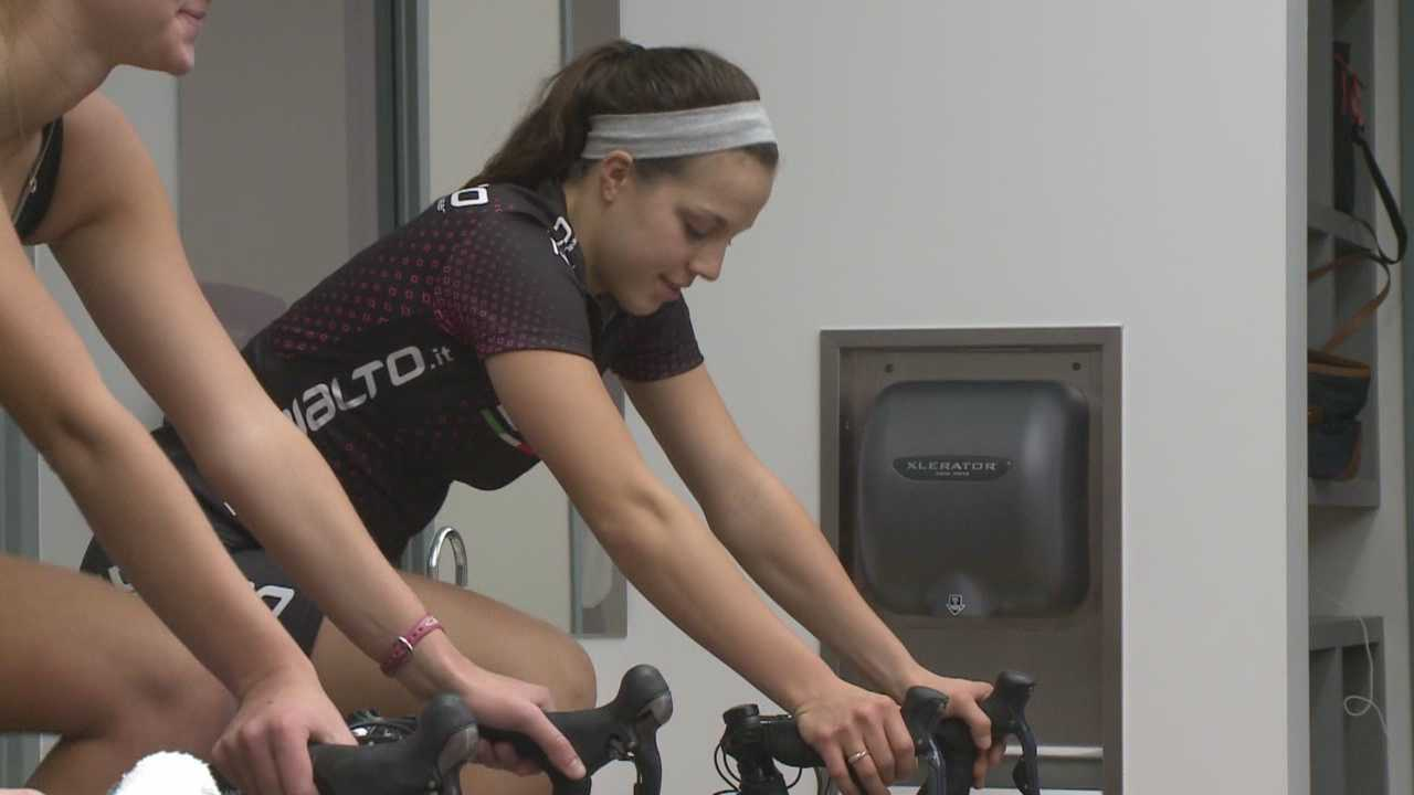 Central Iowa athletes are dealing with the loss of the Hy-Vee Triathlon.