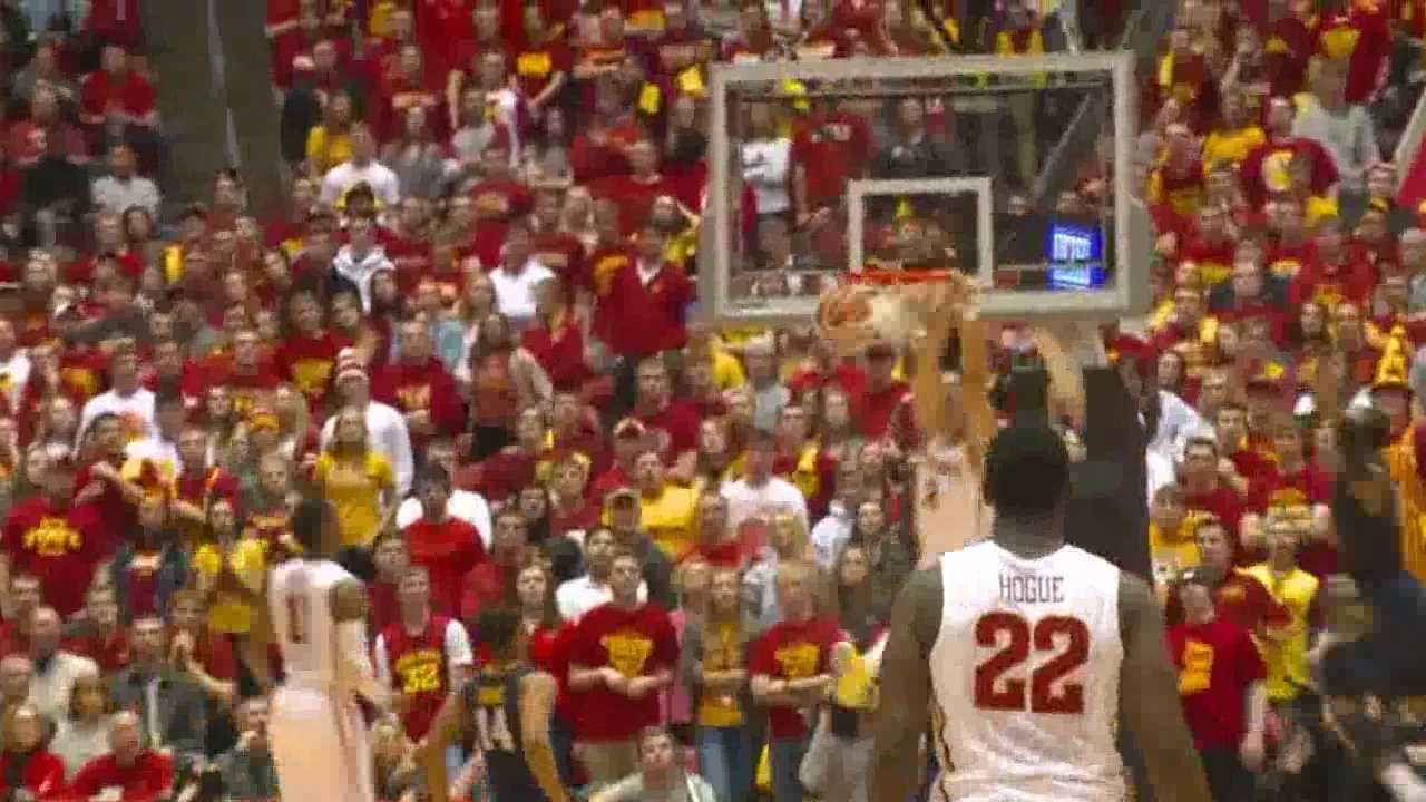 The Cyclones handled WVU's pressure with ease.