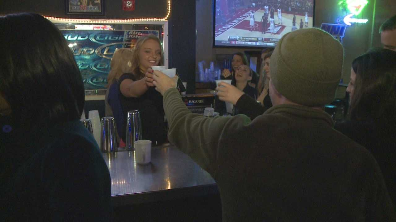 A bill to allow minors into bars after 10 p.m. is causing some people to worry.
