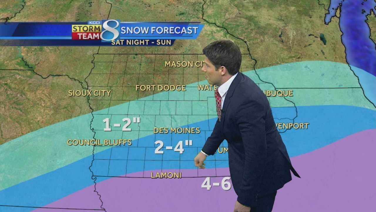 KCCI 8 News at Noon