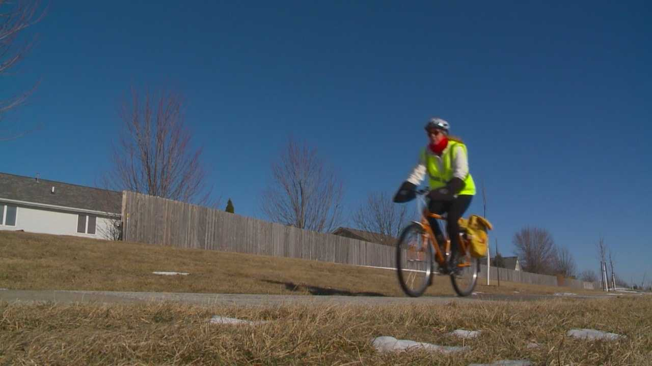 A new bill would require bike riders to add more safety equipment to their bikes.