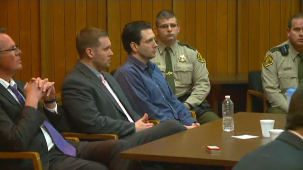 Jurors announced a verdict in the trial for a man accused of killing his former girlfriend's 5-year-old daughter.