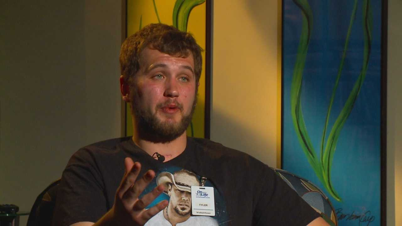 Tyler Osmundson shares his story three years after his nearly deadly crash.