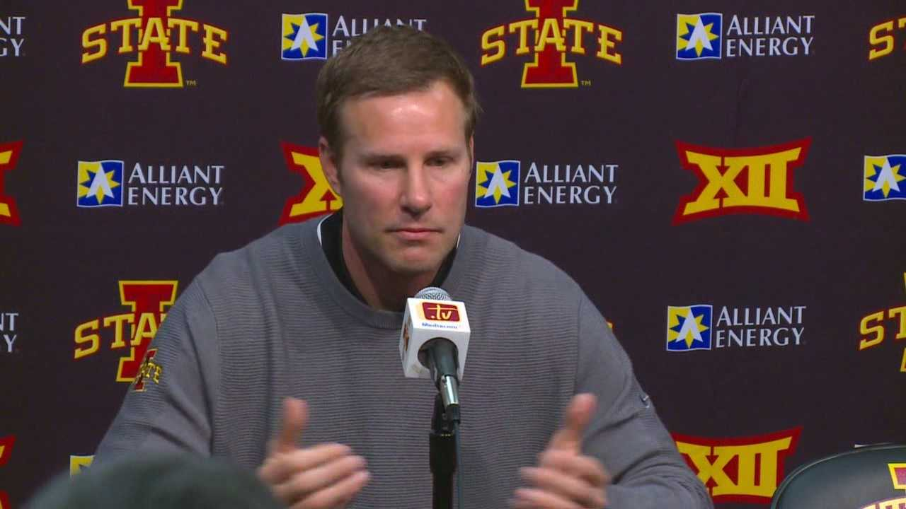 There's a good reason Hoiberg stopped wearing ties.