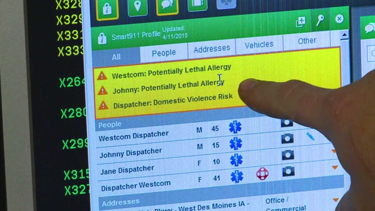 A new service that rolled out Monday could mean a faster emergency response for 911 calls.