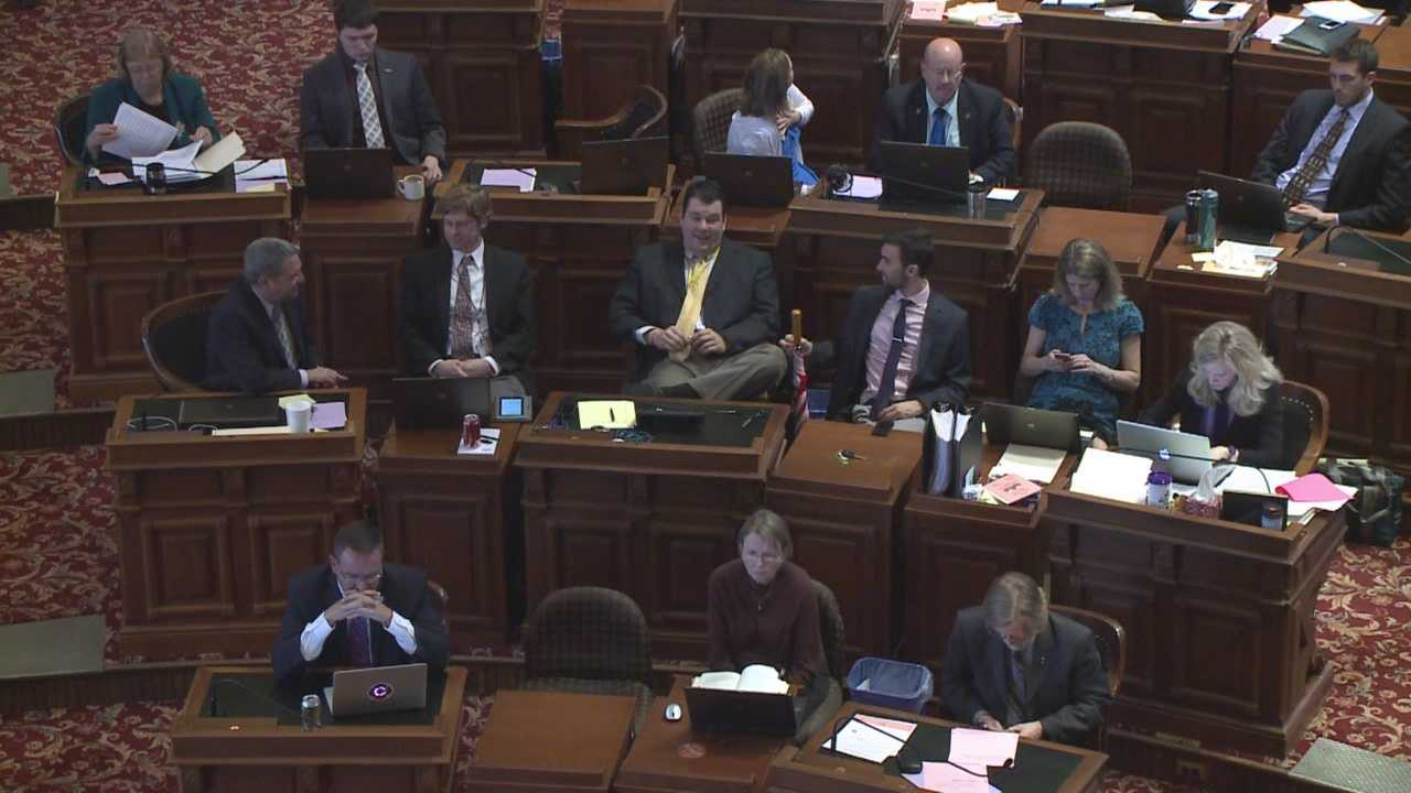 Lawmakers are at odds over how much money should be dished out to public schools.