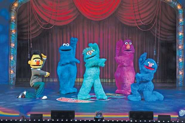 """Sesame Street Live """"Let's Dance!"""" is coming to the Wells Fargo Arena this weekend! Get your tickets here http://bit.ly/1uAyqf0 and use offer code FACESSL to save $3 on select seats."""