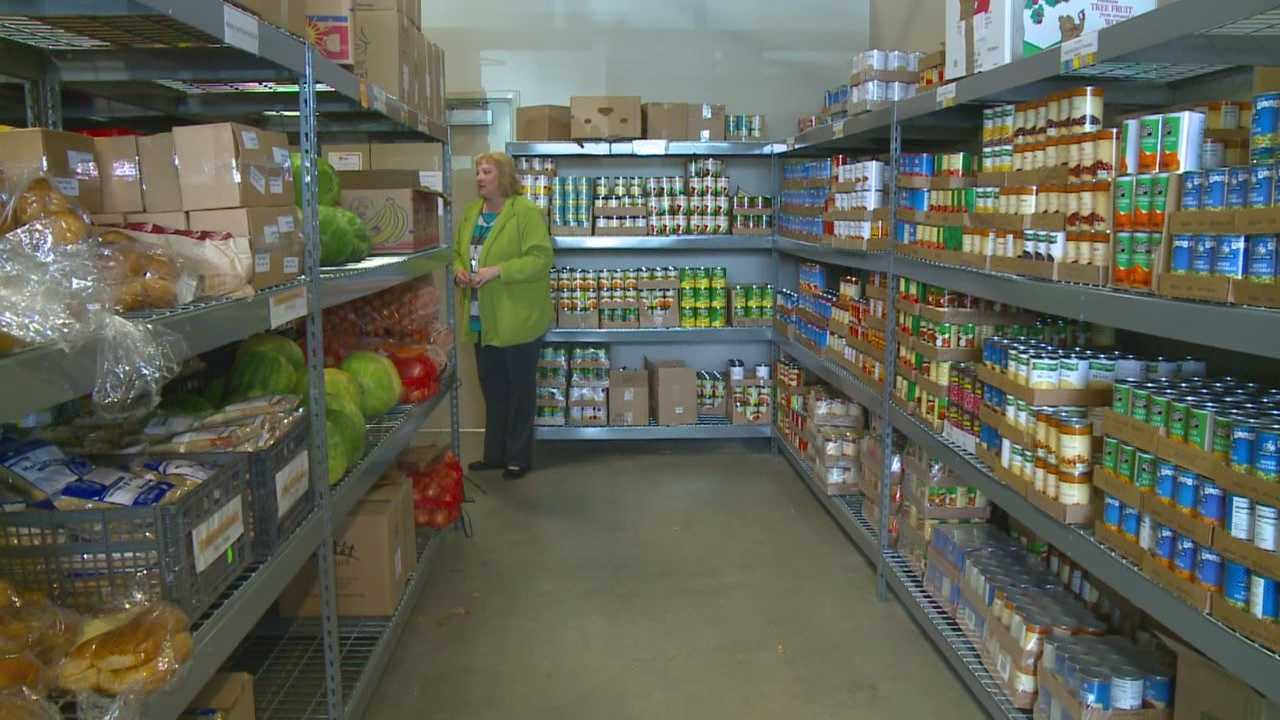 New food pantry quickly becoming one of busiest
