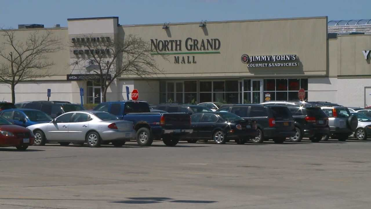 The owner of the North Grand Mall in Ames is in foreclosure.