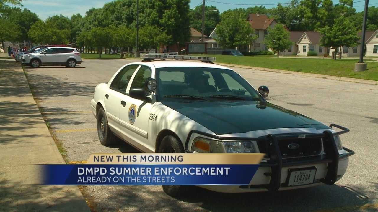 Local law enforcement officials say this is the time of year the community sees a spike in crime.