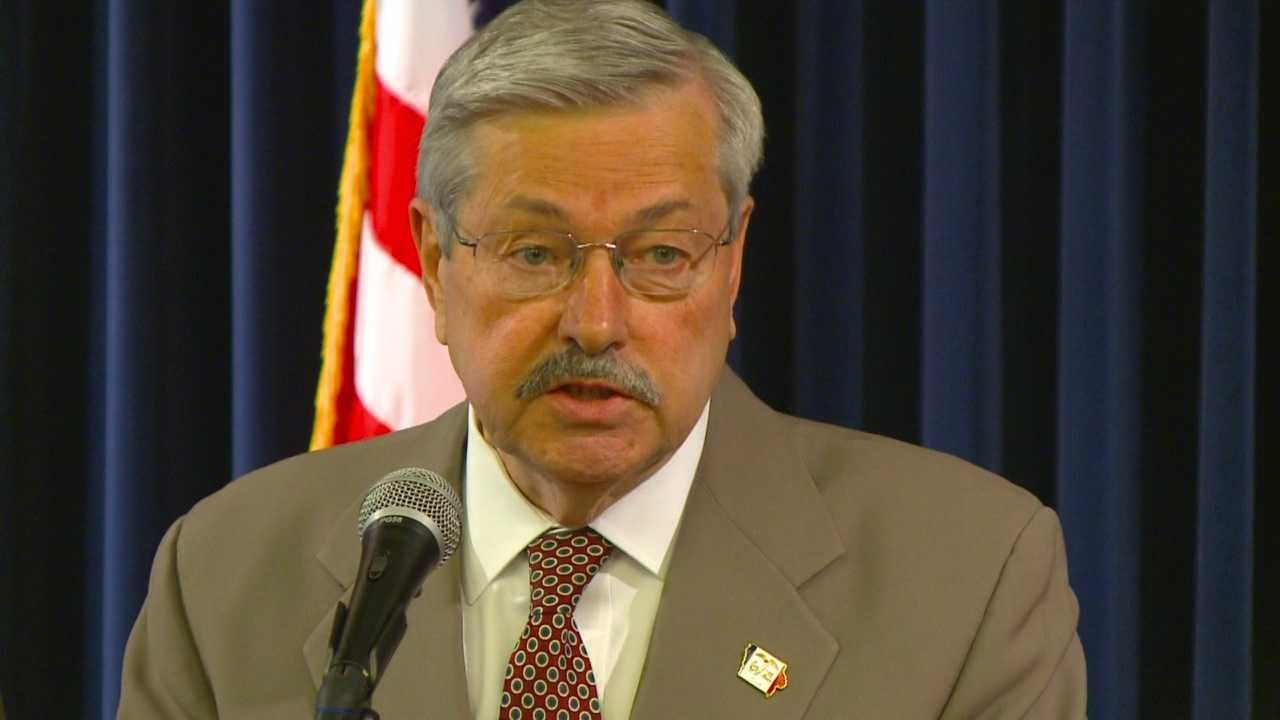 Branstad announces state of emergency for bird flu