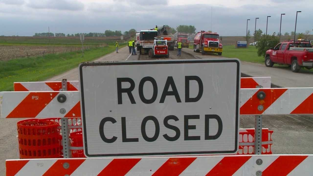 The roadway from Ankeny to Ames is impacted by the projects.