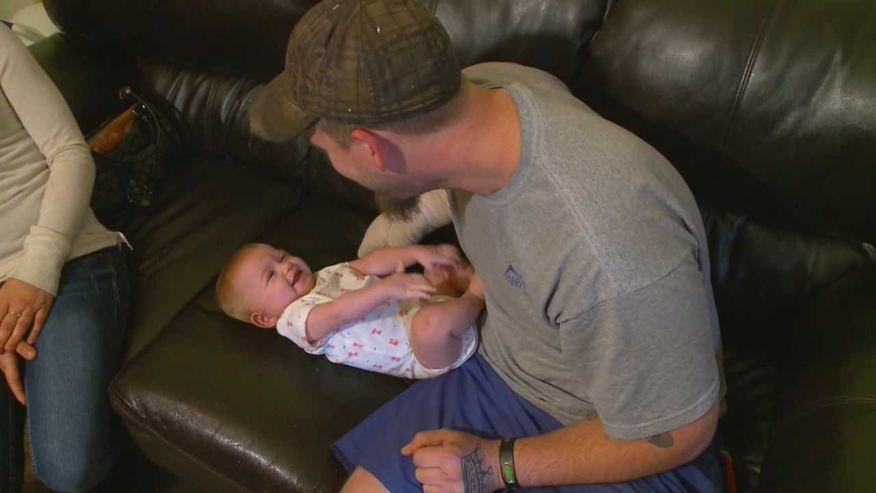 Doctors say the 7-month-old must have the surgery before she's 1 year old.