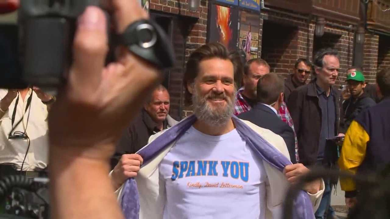"KCCI's Todd Magel has been in New York City covering the final week of ""Late Show"" with David Letterman.  But Wednesday, the show cranked it up a notch and brought in some of the biggest stars in the world to say farewell."