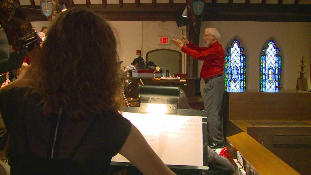After nearly four decades of service, a choir director at a local church is stepping down.