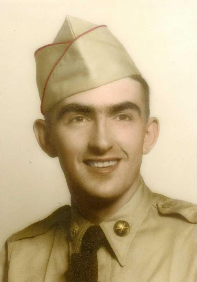 Bill McCauley served in Korea. He passed away in 2011.