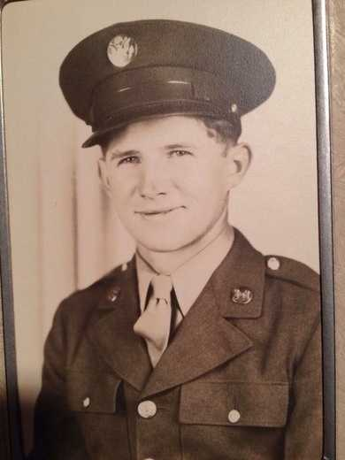 Edgar A. Licht served in the Philippines during WWII.