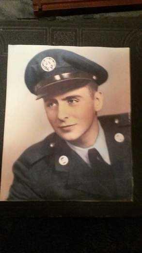 Jack Manning, Air Force, Korean War.
