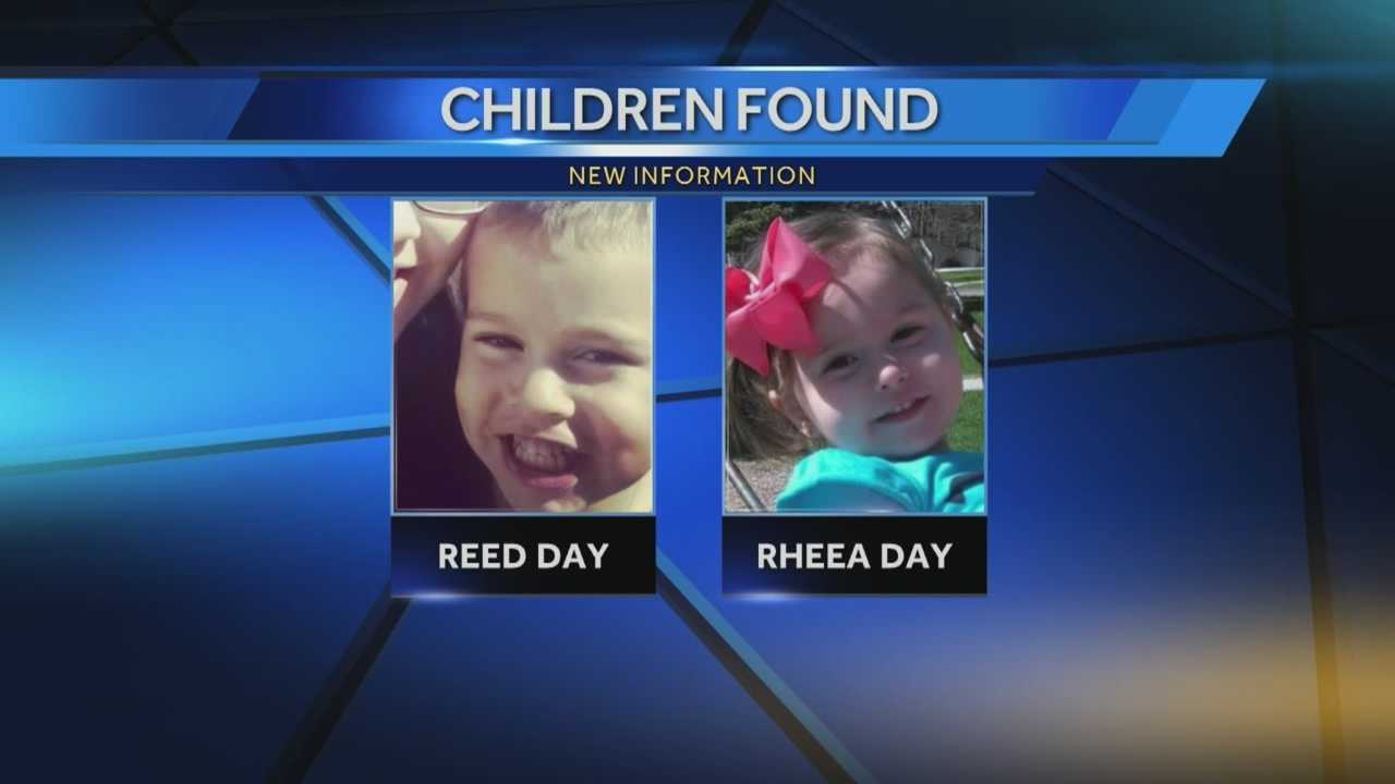 An Amber Alert was issued early Monday for two missing children.