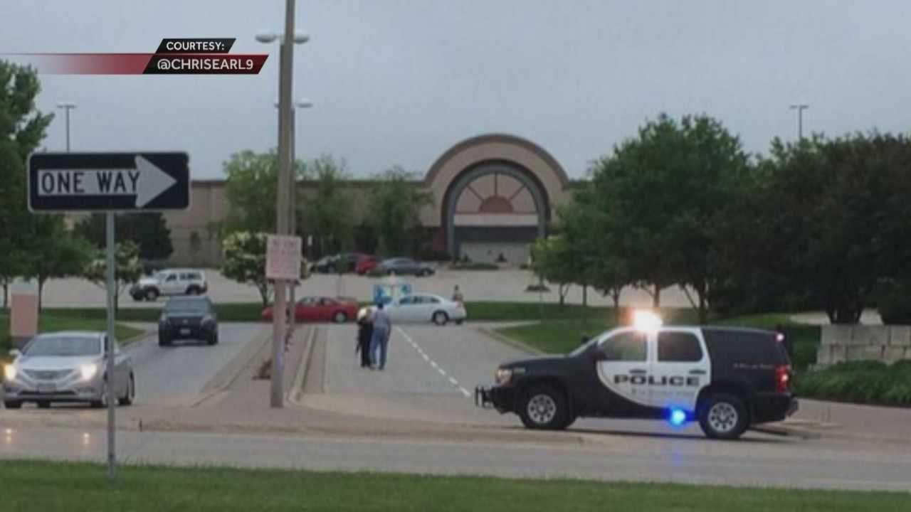 A person was killed in Coralville during a shooting at the Coral Ridge Mall.