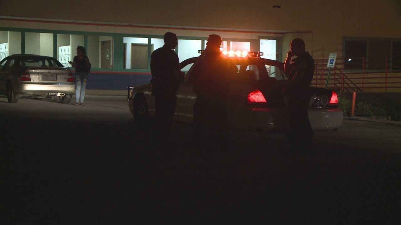 Des Moines police were called to a popular sports complex early Wednesday morning.