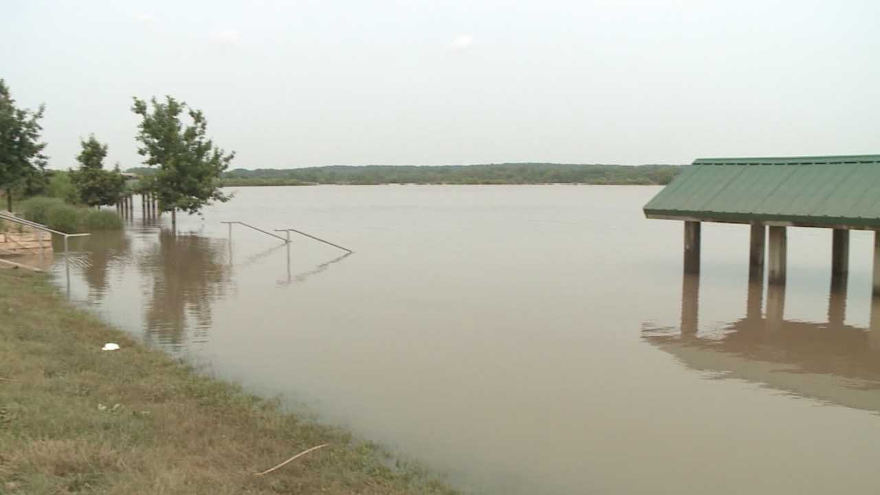 Some areas of Raccoon River Park in West Des Moines will re-open Tuesday morning at 7 a.m.