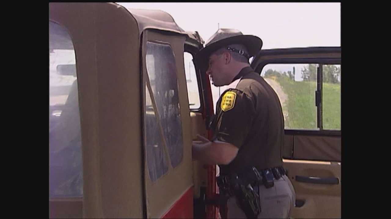 Drivers under the influence of illegal drugs and prescription drugs are increasing in Iowa.