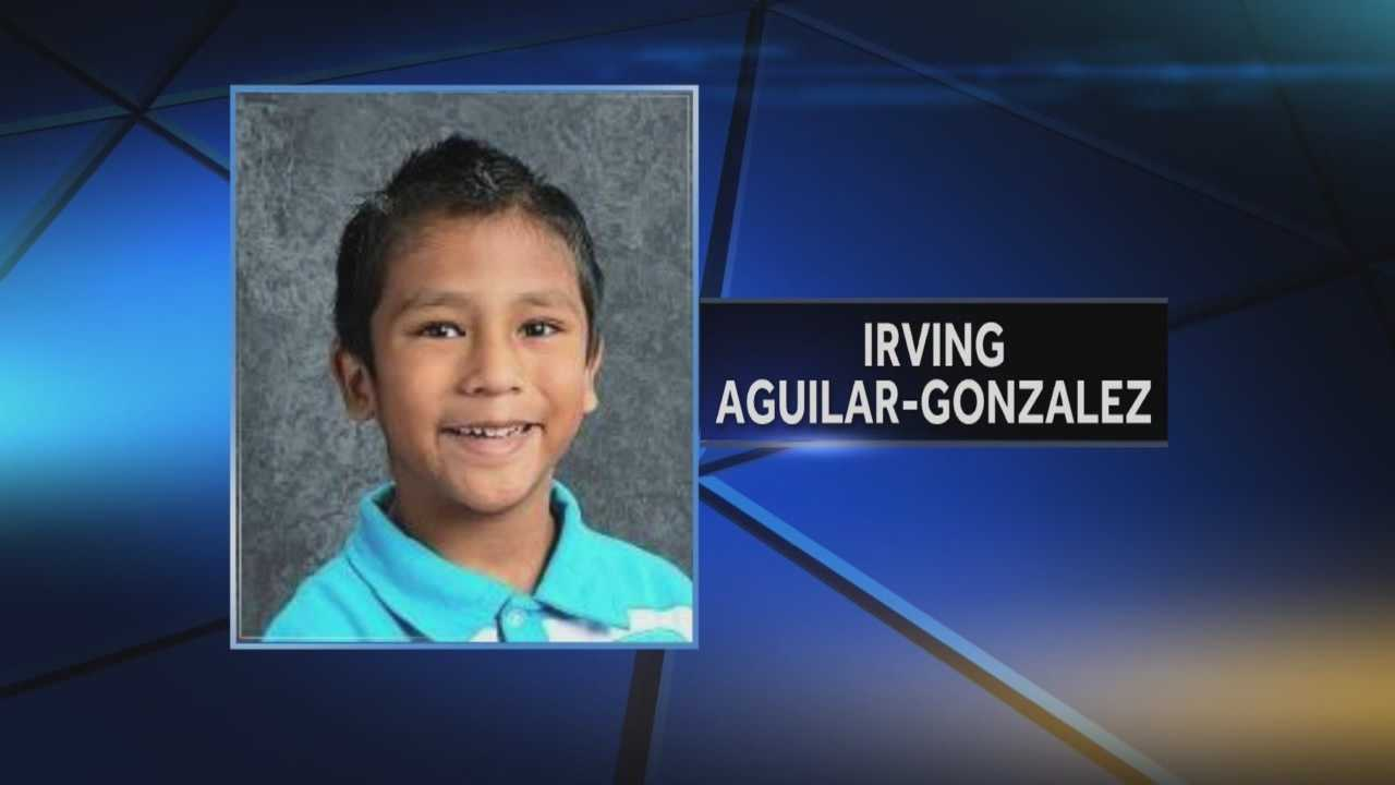 The man accused of fatally running over a 6-year-old boy has pleaded not guilty.
