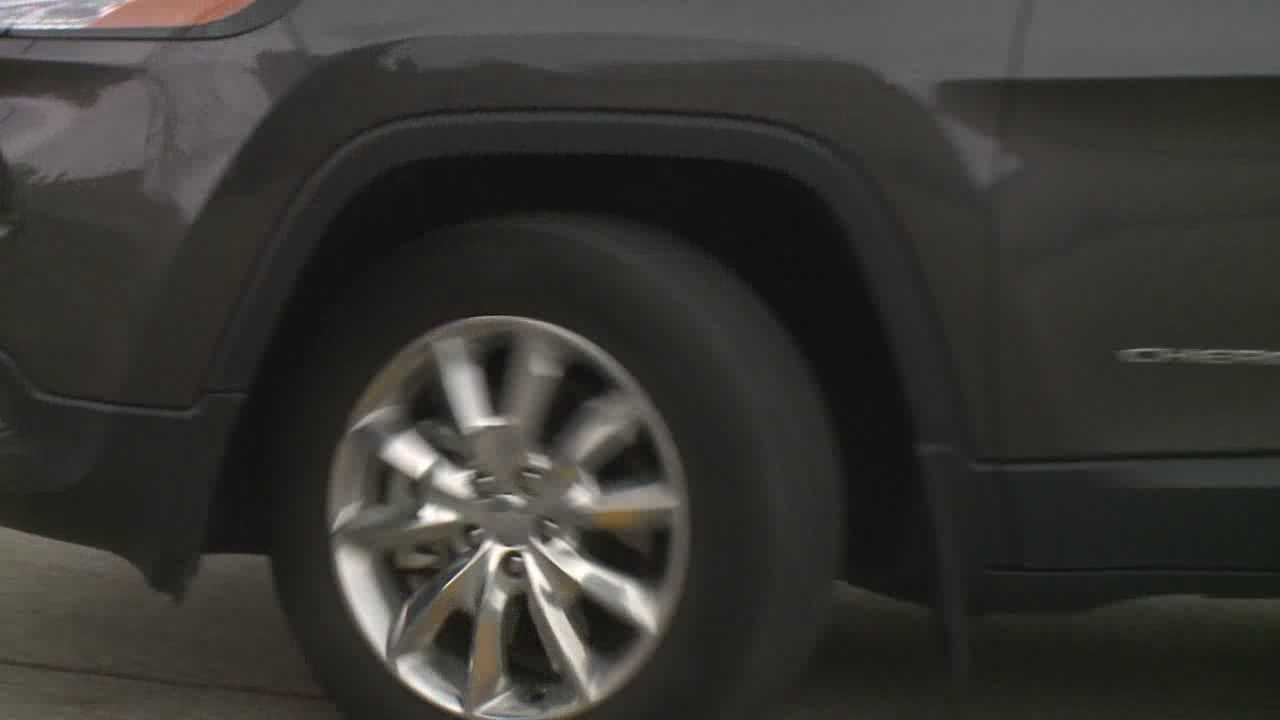 Hackers could potentially take control of the wheel.