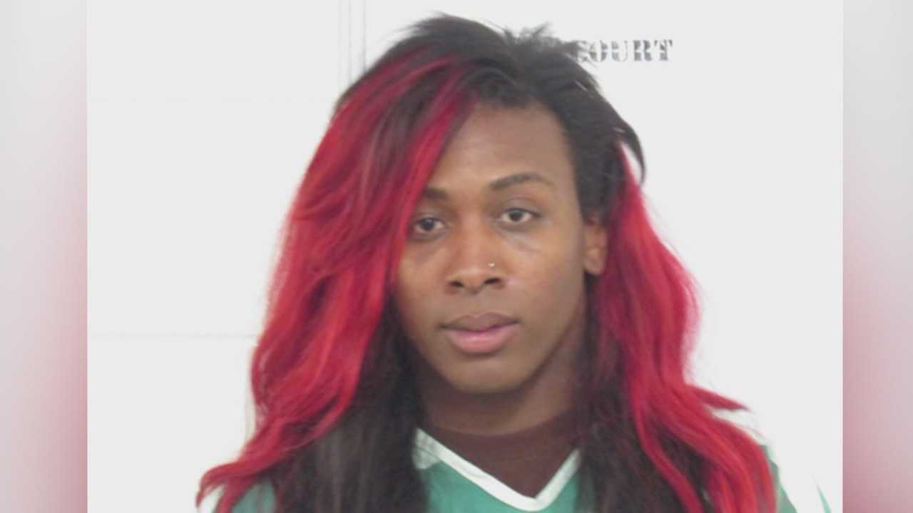 A transgender inmate is gaining a lot of attention.
