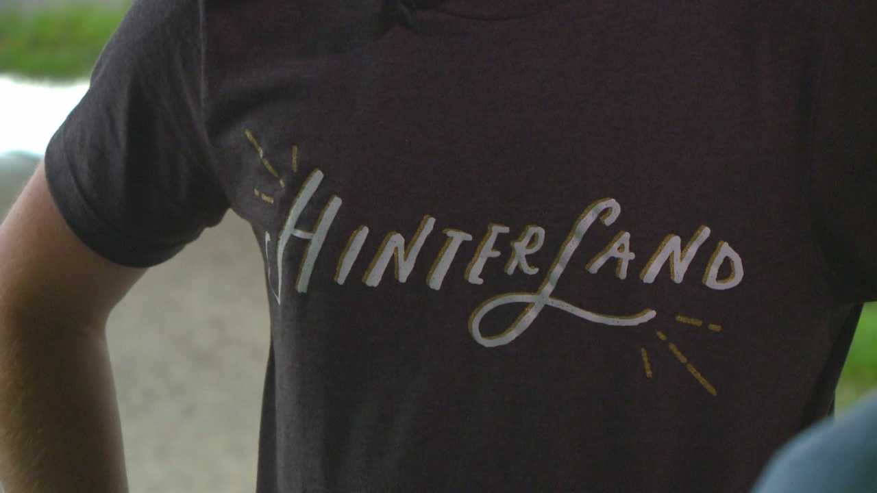 The wet weather could be a big blow to the upcoming two-day Hinterland Music Festival this weekend, however organizers say the shows will go on.