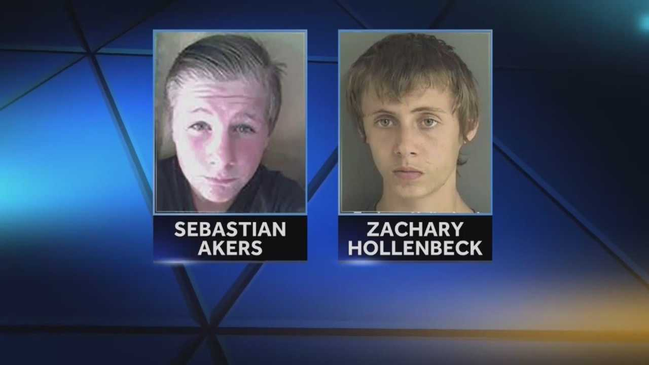A 12-year-old boy and 18-year-old are found in Nebraska.