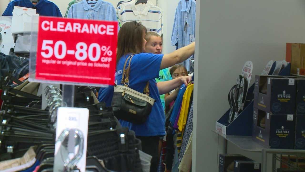 A prime-time weekend for shoppers is happening this weekend. It's Iowa's annual tax-free holiday.
