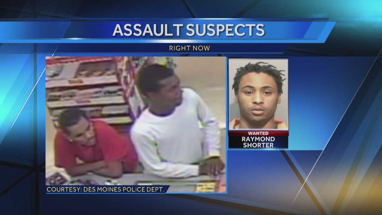 Police say three suspects assaulted a man with autism because of his developmental disability.