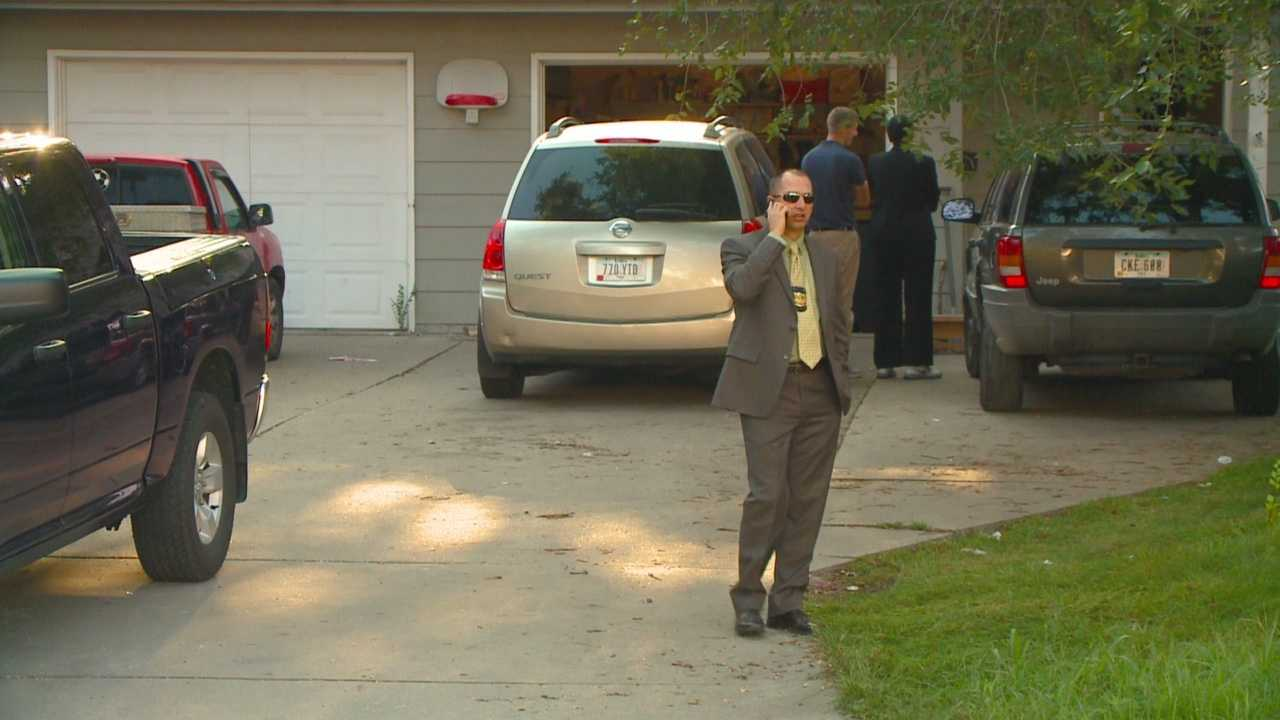 Agents told KCCI that all of the searches were connected as part of an ongoing investigation.