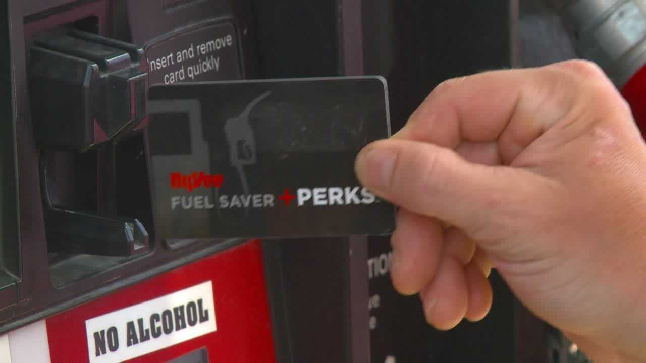 Hy-Vee Fuel Saver reward cards are causing stress for some customers buying gas at Casey's General Store.