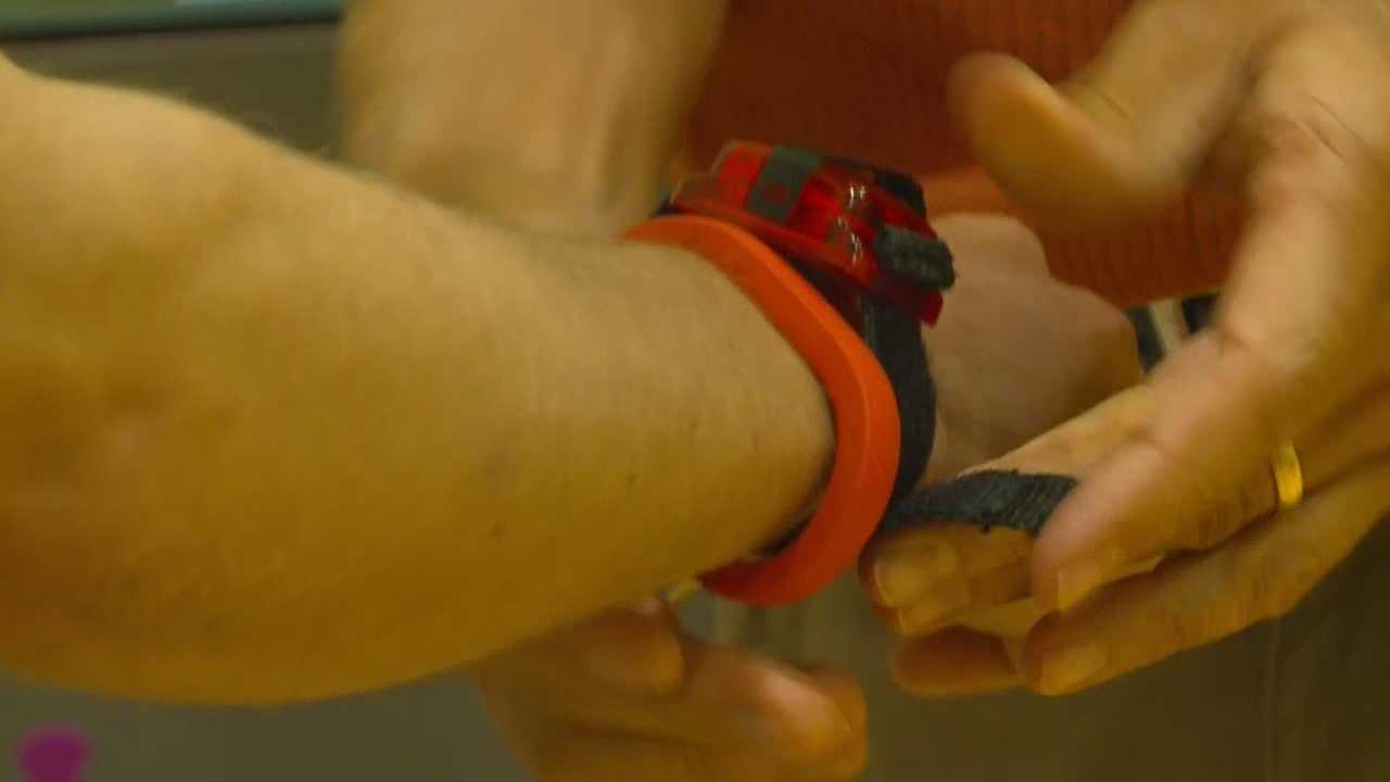 A new Iowa State University kinesiology study shows activity trackers, an upcoming trend in the fitness trend, may be less accurate when measuring certain activities.