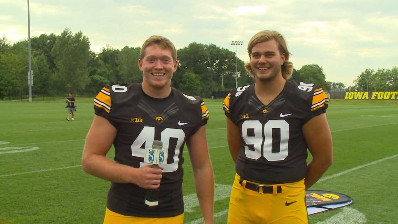 Parker Hesse and Sam Brincks were on opposite ends of an unbelievable 2013 championship game. Unfortunately for Hesse, their paths have crossed again.