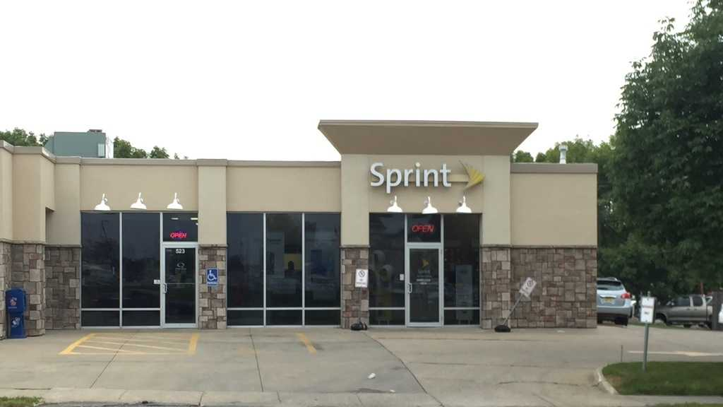 About 50 iPhones and cash stolen at a wireless store in Des Moines, Iowa.