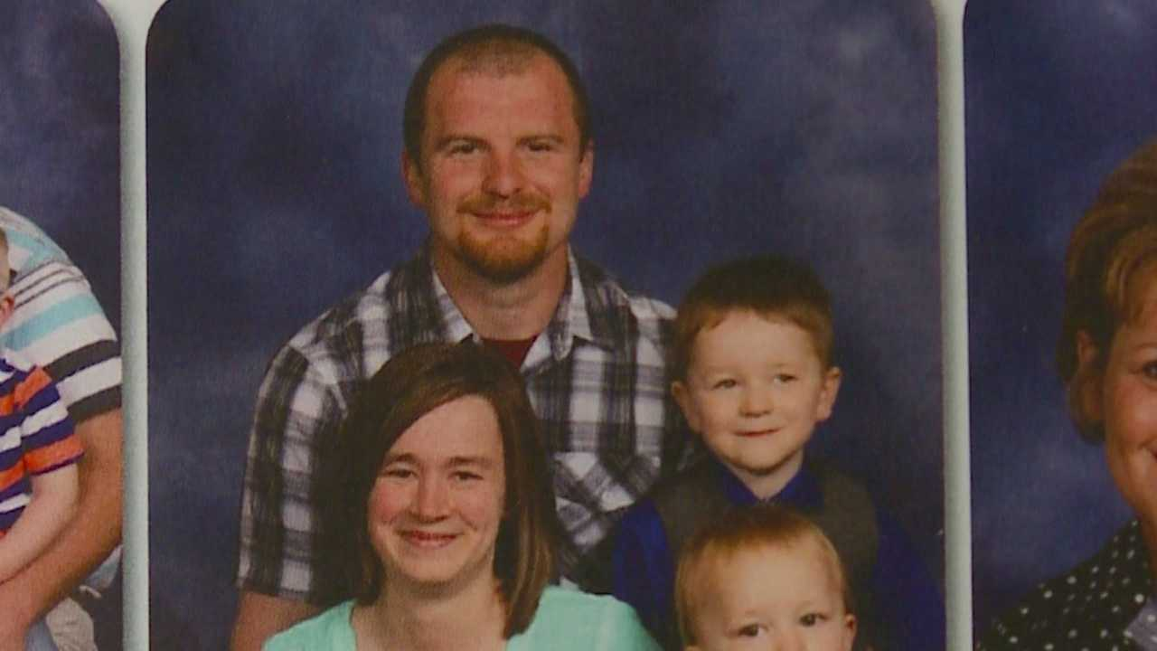 A central Iowa family is mourning the loss of a husband, son and brother after the man was killed in a grain bin accident Thursday.