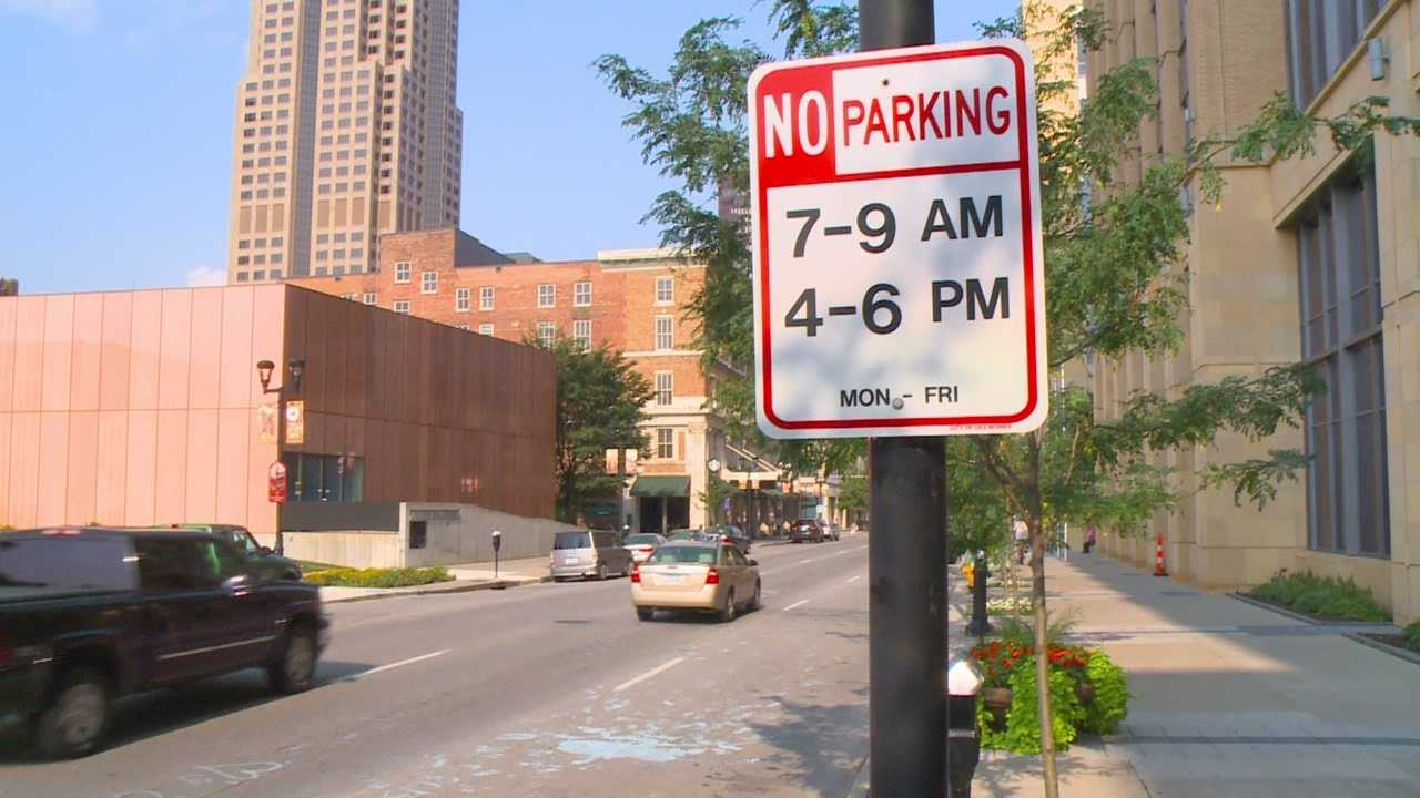 City leaders call it a big change that's part of a walkability experiment.