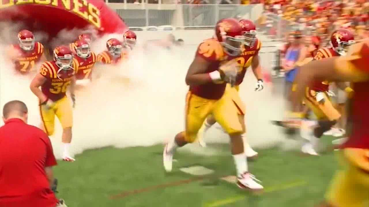 Ames is buzzing with excitement as Iowa State football is preparing for the first game of the season Saturday.