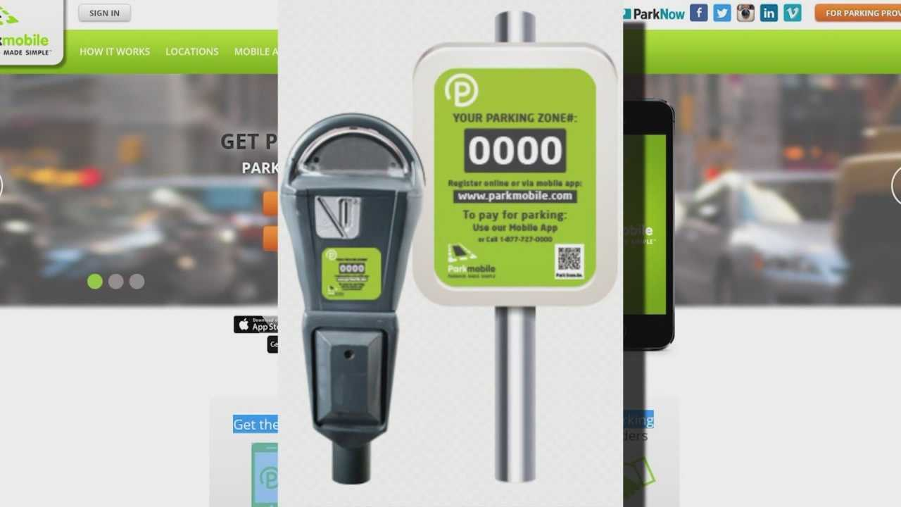 It's an application that can make it easy to pay for parking on a phone and help students from getting parking tickets.