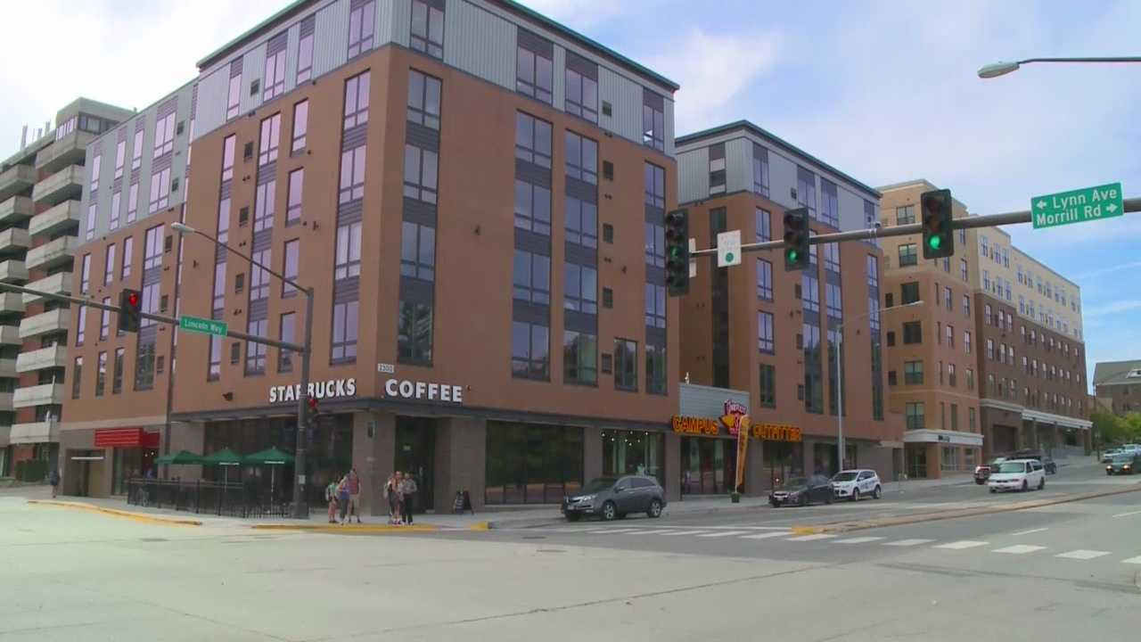 Iowa State University's Campustown has undergone a transformation recently.